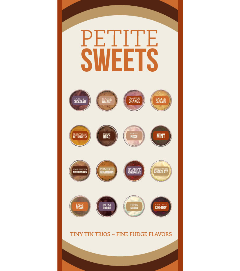 Petite Sweets Promotional Poster